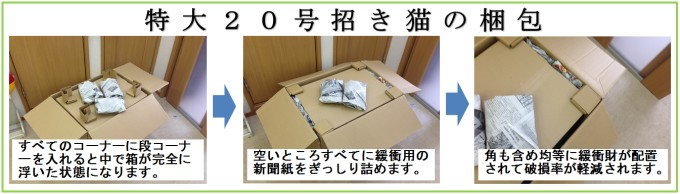 20号の梱包イメージ
