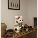 東京都多摩市 Y・S様宅の招き猫